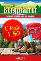 Der Bergpfarrer Paket 1 – Heimatroman (ebook)