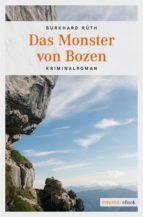 Das  Monster von Bozen (ebook)