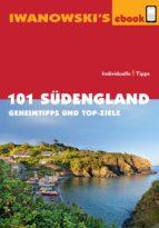 101 Südengland - Reiseführer von Iwanowski (ebook)