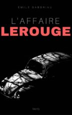 L'Affaire Lerouge (ebook)