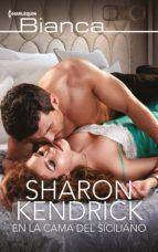 En la cama del siciliano (ebook)
