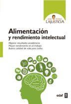 Alimentación y rendimiento intelectual (ebook)