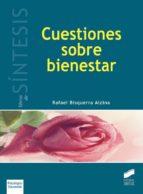 Cuestiones sobre bienestar (ebook)