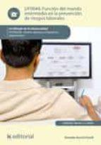 Función del mando intermedio en la Prevención de Riesgos Laborales. HOTA0208 (ebook)