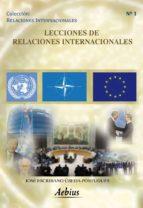 Lecciones de Relaciones Internacionales