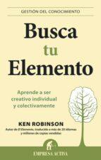 Busca tu elemento (ebook)