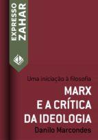 Marx e a crítica da ideologia (ebook)