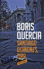 Santiago Quiñones, tira (ebook)