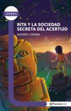 Rita y la sociedad secreta del acertijo (ebook)