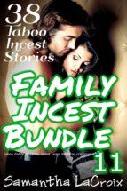 Family Incest Bundle #11 (ebook)