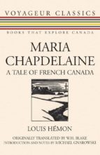 Maria Chapdelaine (ebook)