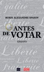 1 euro antes de votar (ebook)