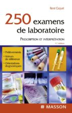 250 examens de laboratoire (ebook)