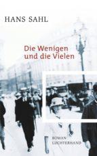 Die Wenigen und die Vielen (ebook)