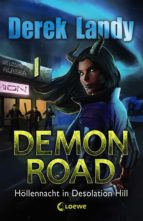 Demon Road 2 - Höllennacht in Desolation Hill (ebook)