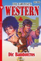 Die großen Western 250 – Western (ebook)