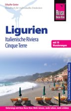Reise Know-How Reiseführer Ligurien, Italienische Riviera, Cinque Terre (mit 18 Wanderungen) (ebook)