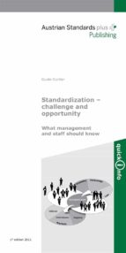 Standardization - Challenge and opportunity