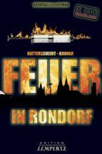 Feuer in Rondorf (ebook)