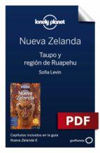 NUEVA ZELANDA 6_6. TAUPO Y REGIÓN DE RUAPEHU