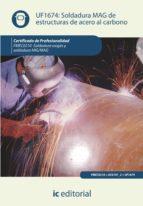 Soldadura MAG de estructuras de acero al carbono. FMEC0210 (ebook)