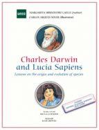 CHARLES DARWIN AND LUCÍA SAPIENS