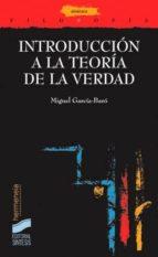 Introducción a la teoría de la verdad (ebook)