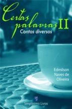 Certas Palavras Ii (ebook)