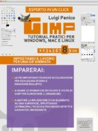 GIMP: tutorial pratici per Windows, Mac e Linux. Livello 8 (ebook)