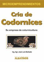 Cría de codornices EBOOK (ebook)