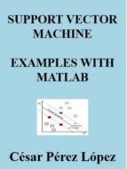 SUPPORT VECTOR MACHINEEXAMPLES WITH MATLAB