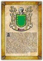 APELLIDO DAROCA / ORIGEN, HISTORIA Y HERÁLDICA DE LOS LINAJES Y APELLIDOS ESPAÑOLES E HISPANOAMERICANOS (EBOOK)