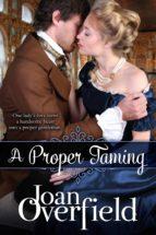 A Proper Taming (ebook)