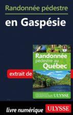 Randonnée pédestre en Gaspésie (ebook)
