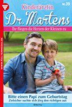 KINDERÄRZTIN DR. MARTENS 39 ? ARZTROMAN
