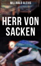 Herr von Sacken (ebook)