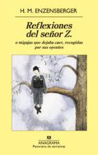 Reflexiones del señor Z (ebook)