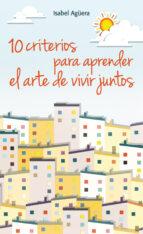 10 criterios para aprender el arte de vivir juntos (ebook)
