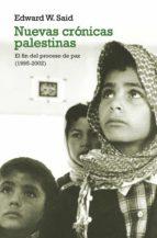 Nuevas crónicas palestinas (ebook)