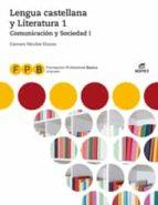 FPB Comunicación y Sociedad I - Lengua castellana y Literatura 1 (ebook)