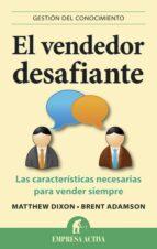 El vendedor desafiante (ebook)
