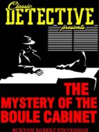 The Mystery Of The Boule Cabinet (ebook)