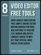 Video Editor Free Tools 8 (eBook)