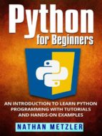 Python for Beginners (eBook)