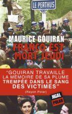 Franco est mort jeudi (ebook)