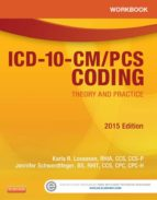 Workbook for ICD-10-CM/PCS Coding: Theory and Practice, 2015 Edition - E-Book (ebook)