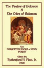 The Psalms of Solomon and the Odes of Solomon (ebook)