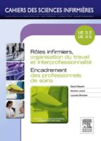 RÔLES INFIRMIERS, ORGANISATION DU TRAVAIL ET INTERPROFESSIONNALITÉ/ENCADREMENT DES PROFESSIONNELS DE SOINS