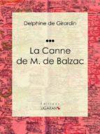 La Canne de M. de Balzac (ebook)