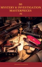30  MYSTERY & INVESTIGATION MASTERPIECES  #1 (Cronos Classics) (ebook)